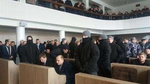 Как нацисты захватывают власть на Украине. «Цэ Европа!»