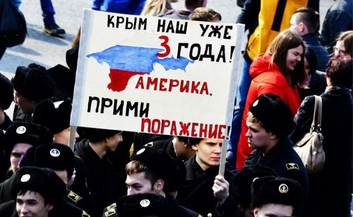 Генерал США понял: «Самое страшное– это Крым»