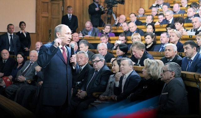 Чем предвыборная программа Владимира Путина отличается от программ других кандидатов?
