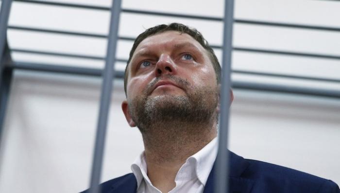 Суд Москвы признал бывшего губернатора Кировской области Никиту Белых взяточником