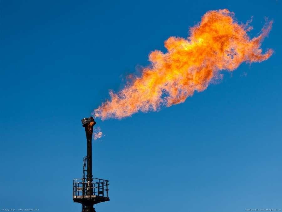 burning-gas