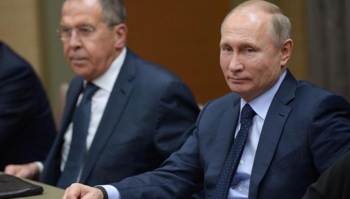 Владимир Путин провёл встречу с французскими бизнесменами и премьером Бельгии
