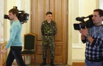 На Украине запретили ретрансляцию 15 российских телеканалов
