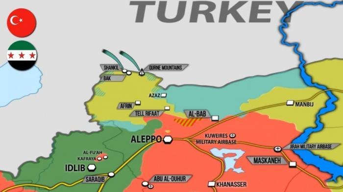 Сирия. Курды Африна не хотят возвращаться в состав Сирии
