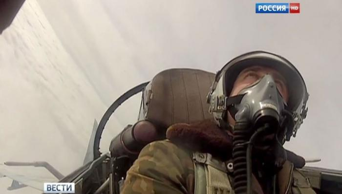 Российские истребители 6 раз за неделю отгоняли наглых шпионов от границы