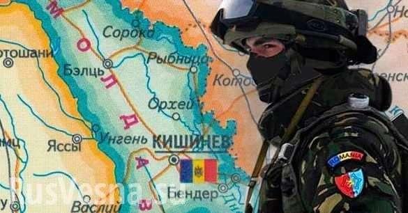 Додон пригрозил войной вслучае объединения Молдавии иРумынии (ВИДЕО) | Русская весна