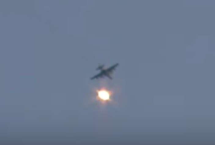 Боевики США «подбили» штурмовик Су-25ВКСРоссии вСирии — подробности (ВИДЕО)