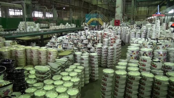 Керченский металлургический завод возрождается и выходит на международный рынок