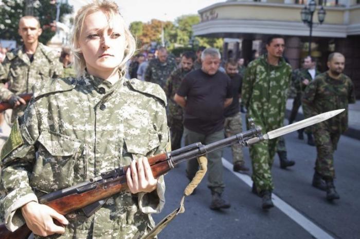 Киевская хунта готовит «бросок на восток»: очередной план блицкрига попал в Сеть