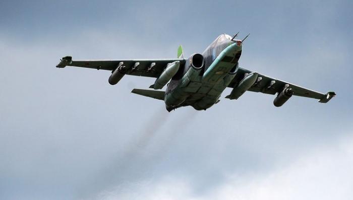 В районе, где был сбит Су-25, находятся американские инструкторы, – заявил В.Шаманов