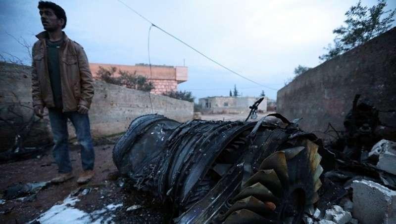 Сирия: дочерняя структура ЦРУ взяла ответственность за сбитый Су-25