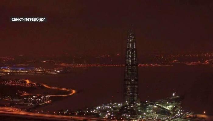 Петербург: секреты самого высокого небоскреба в Европе
