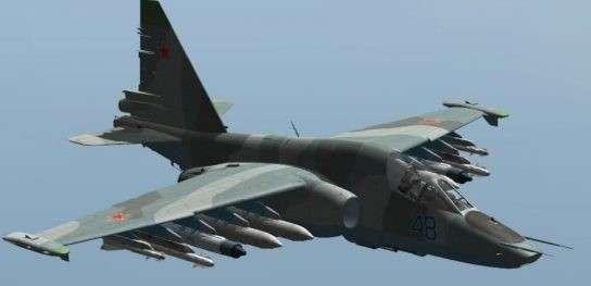 Российский Су-25 был сбит в Сирии не без участия США