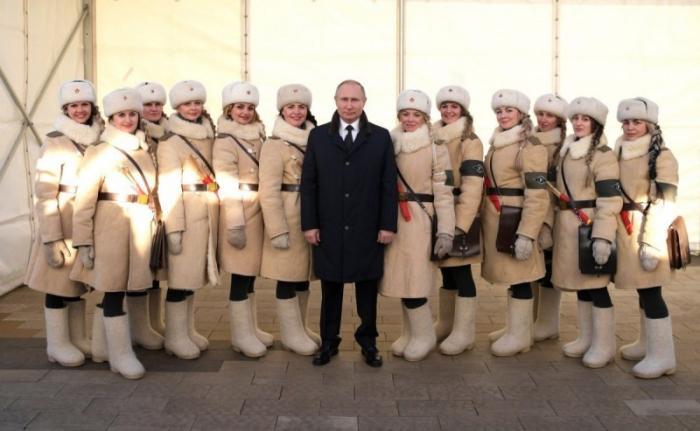 Иностранцы: Путин заботится о своей стране. Он хочет сохранить свою страну русской