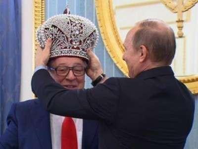 Доверенные лица Путина – продолжение «кремлёвского доклада» США
