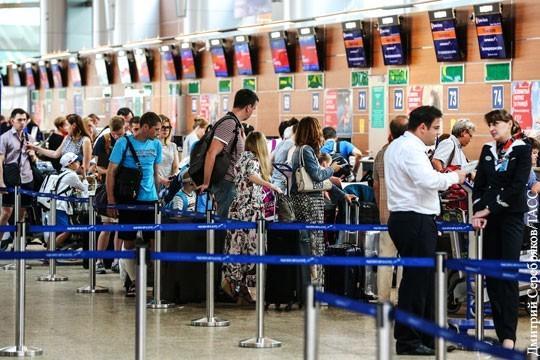 Аэропорты России в 2017 году бьют рекорды по пассажиропотоку