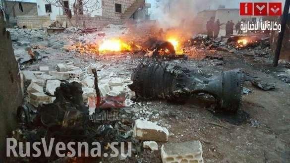 Пилот сбитого Су-25 ВКС России: «Это вам за пацанов!» | Русская весна