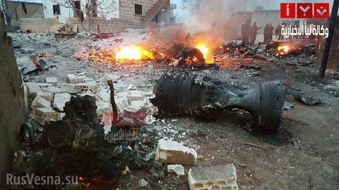 Пилот сбитого Су-25 ВКС России: «Это вам за пацанов!»