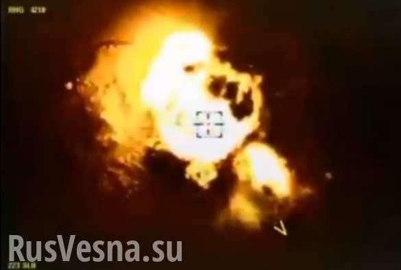 Идлиб: ВКС России два дня мстят наёмникам ЦРУ за гибель майора Филипова | Русская весна