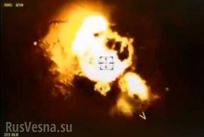 Идлиб: ВКС России два дня мстят наёмникам ЦРУ за гибель майора Филипова
