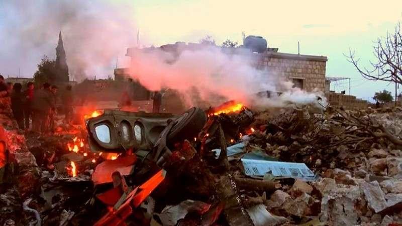 Иностранцы о сбитом Су-25 в Сирии: «наши СМИ нам соврали! Все было совершенно не так!»