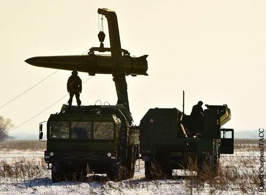 Россия сделала НАТО прозрачный намёк по поводу размещения «Искандеров» в Калининграде