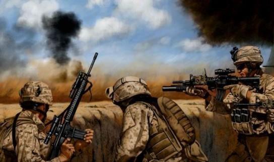 США начали выводить оккупационные войска из Ирака