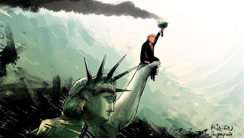 Юмор: закулиса президентской речи в США. Секретный фельетон