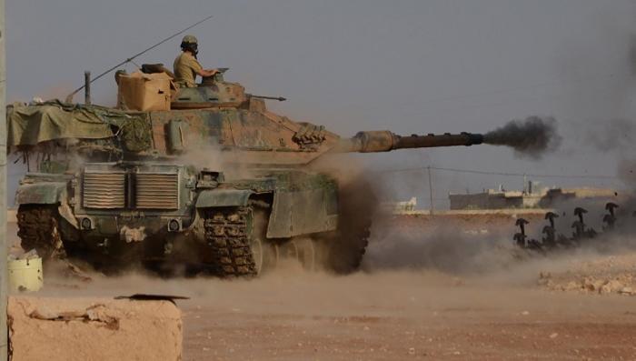 Африн, «Леопарды» горят. Почему немецкий супертанк уязвим для советских ПТУР?