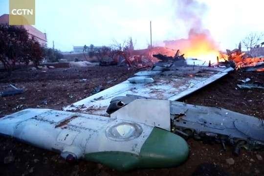 Сбившие Су-25 наёмники США уже хорошо известны России