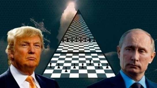 Гроссмейстер Путин мастерски переиграл НАТО на «прибалтийской доске», – капитан ВМС США