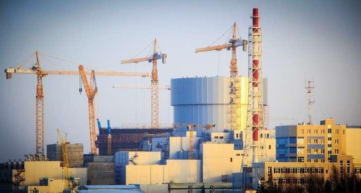 НаЛенинградской АЭС-2 запустили реактор нового сверхмощного энергоблока №
