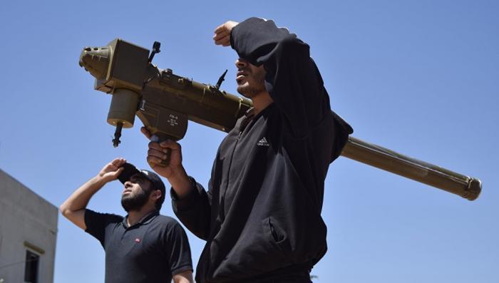 Кто снабжает наёмников США в Сирии зенитно-ракетными комплексами?