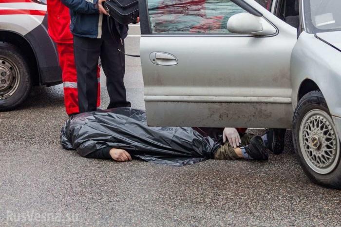 Волонтер АТО поглумился надсмертью пилота Су-25ипогиб спустя несколько часов. Карма!