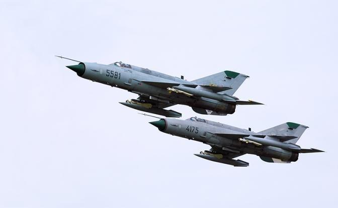 Киевская хунта лишила Хорватию остатков Советской авиации