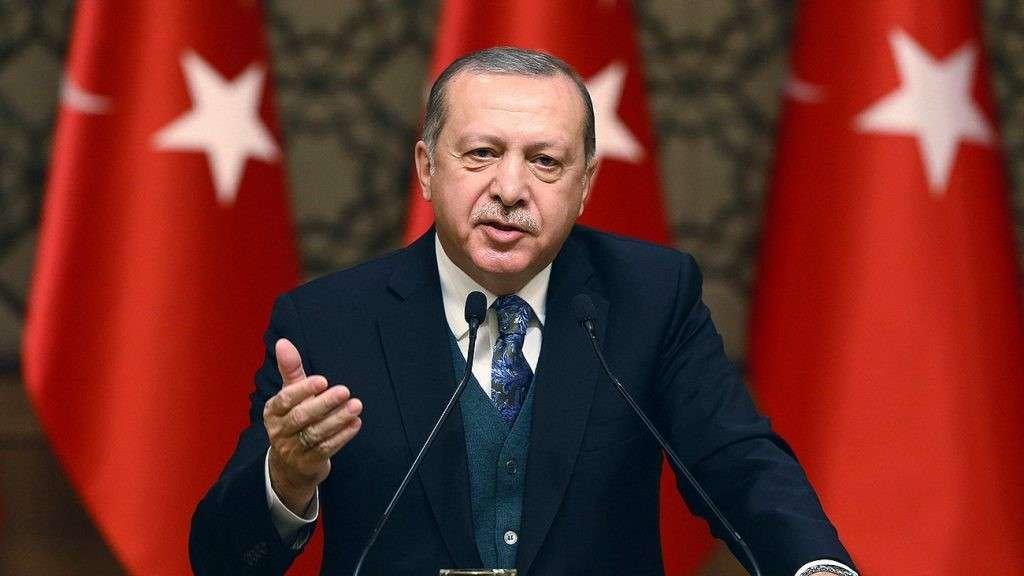 Эрдоган уличил пиндосов в обмане из-за отказа уходить из Сирии