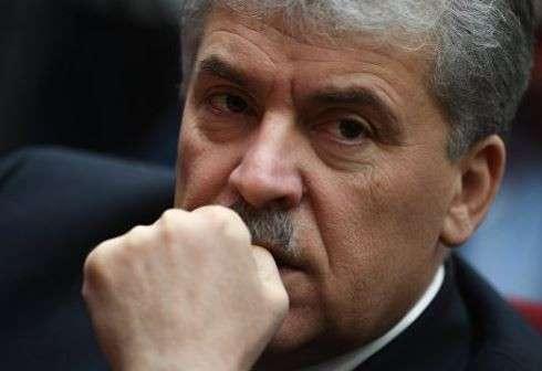 Депутаты инициируют расследование махинаций «плантатора» Павла Грудинина