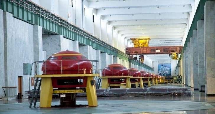 В2017 году РусГидро модернизировало десять гидроагрегатов нашести ГЭС