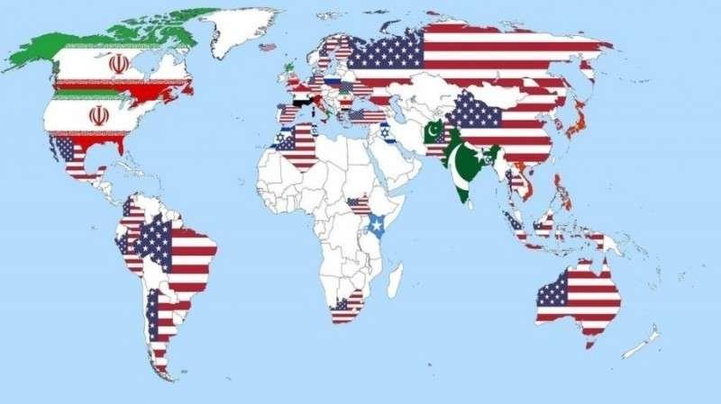 22 карты, которые изменят ваше представление о мире