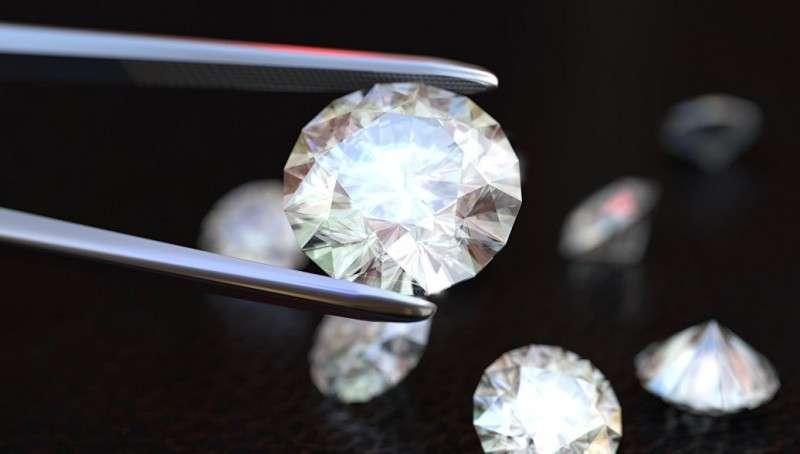 Израильская алмазная биржа, начала выпуск своей криптовалюты, обеспеченной бриллиантами