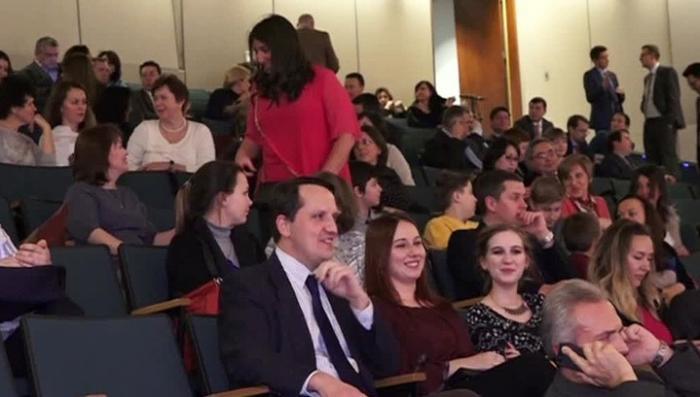 Русский фильм «Движение вверх» показали американским студентам в Вашингтоне