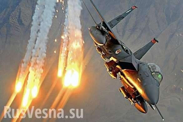 Совфед об авиаударе коалиции США по Сирии: «Это агрессия!» | Русская весна