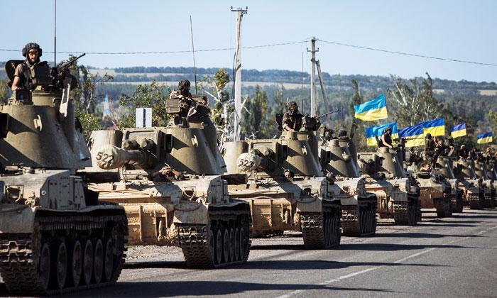 Киев рвется в последний бой
