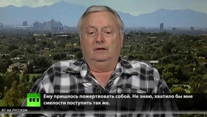 Американский лётчик предложил помощь семье геройски погибшего майора Филипова