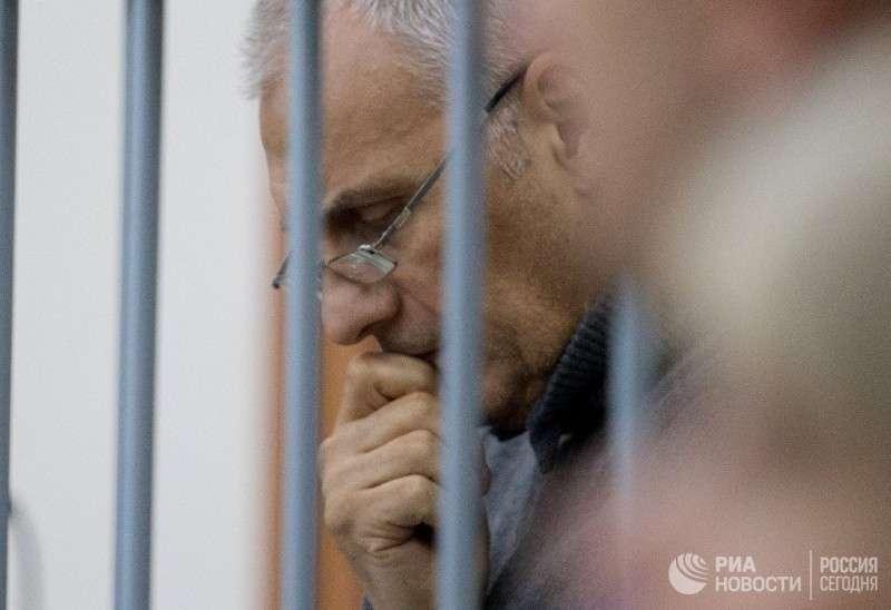 Экс-губернатор Сахалина Хорошавин будет сидеть 13 лет!