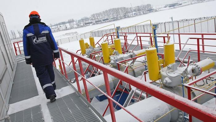 Генерал Мороз принуждает Европейский Союз любить российский «Газпром»