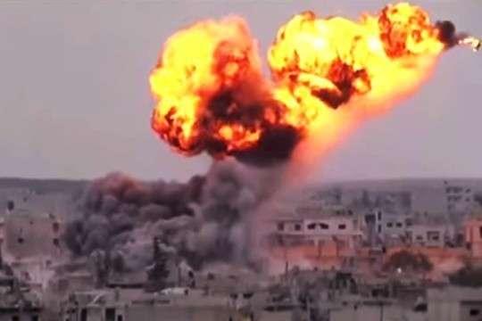 Удар коалиции бандитов США по силам Башара Асада сыграл на руку России