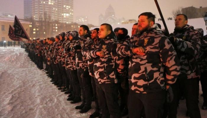 Проект «Украина»: чем дальше в Европу, тем толще нацисты