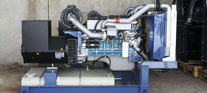 Двигатель ЯМЗ-530— впервые вдизельных электростанциях