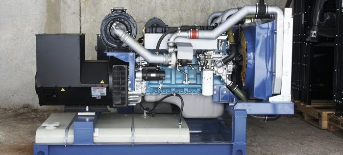 В России появились дизель-генераторы на базе автомобильного рядного двигателя ЯМЗ-530